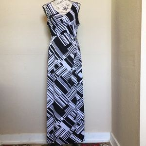 New Directions Petite maxi dress Sz PM